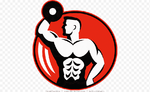 sticker-png-bodybuilding-graphics-fitness-centre-logo-bodybuilding-physical-fitness-logo-ficti...png